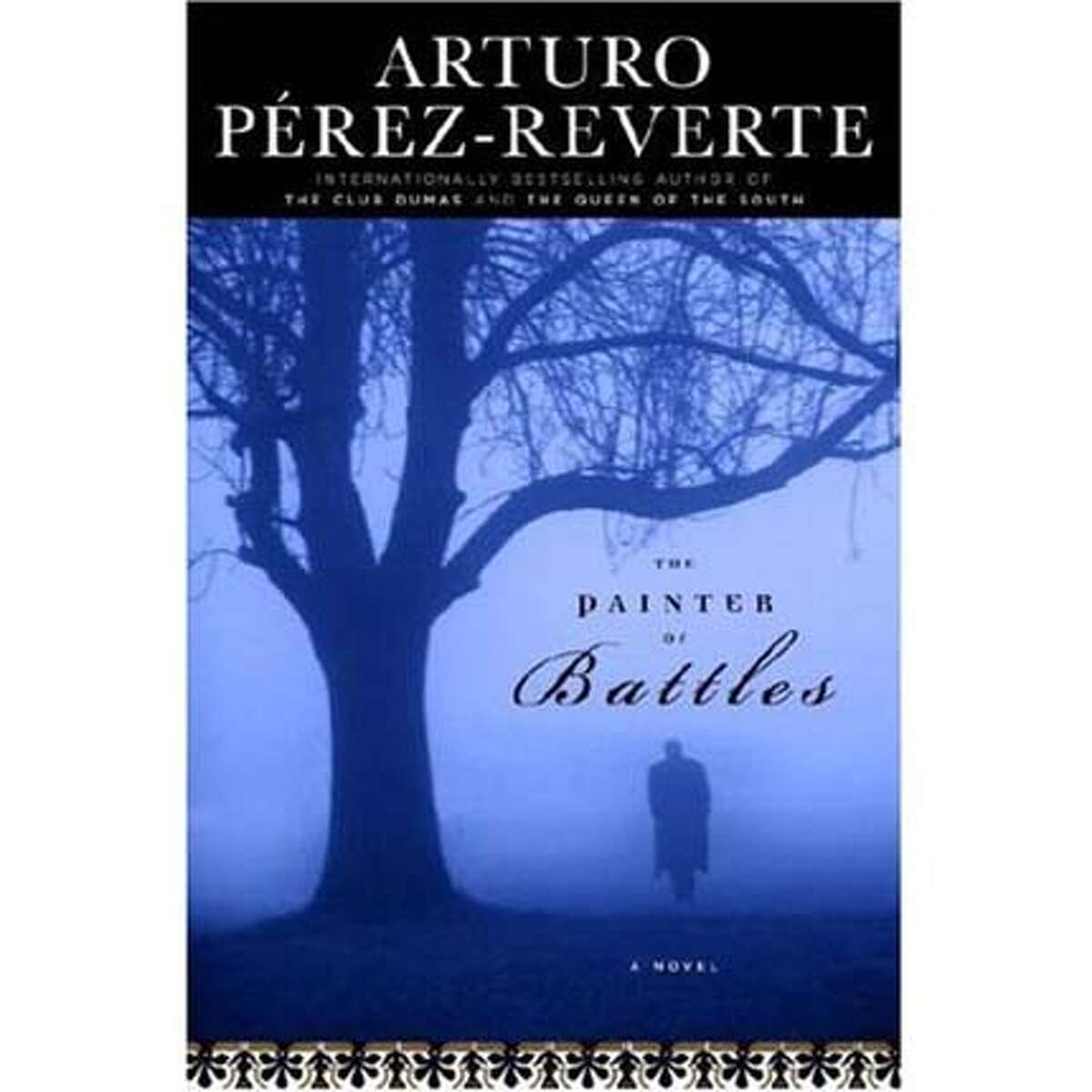 cover of The Painter of Battles