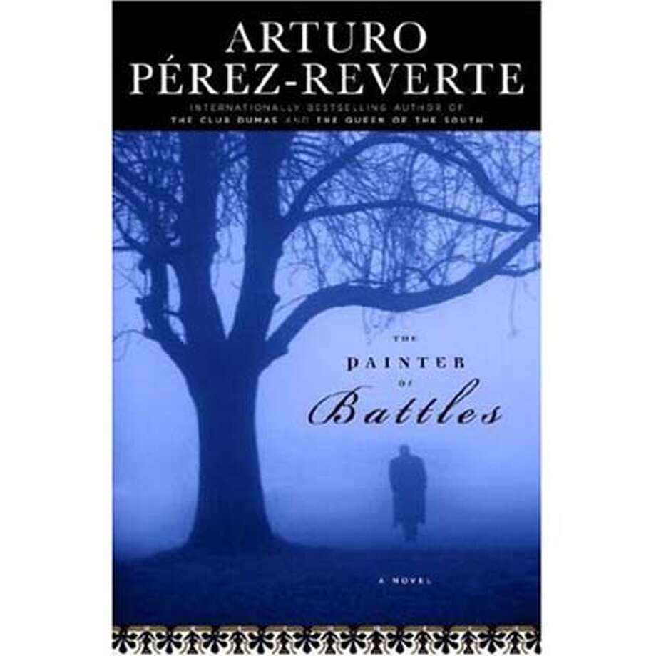 cover of The Painter of Battles Photo: Ho