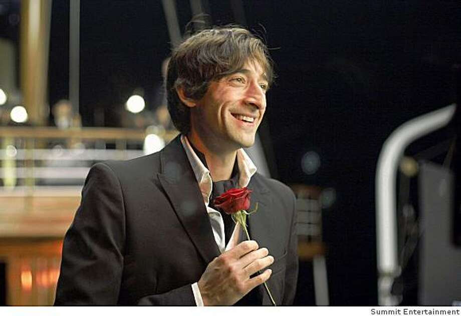 "Adrien Brody stars in the adventure comedy ""Brothers Bloom."" Photo: Summit Entertainment"