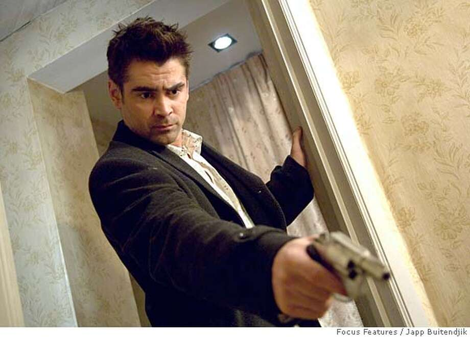 """Colin Farrell in """"In Bruges"""" 2008 Photo: Focus Features 2008"""