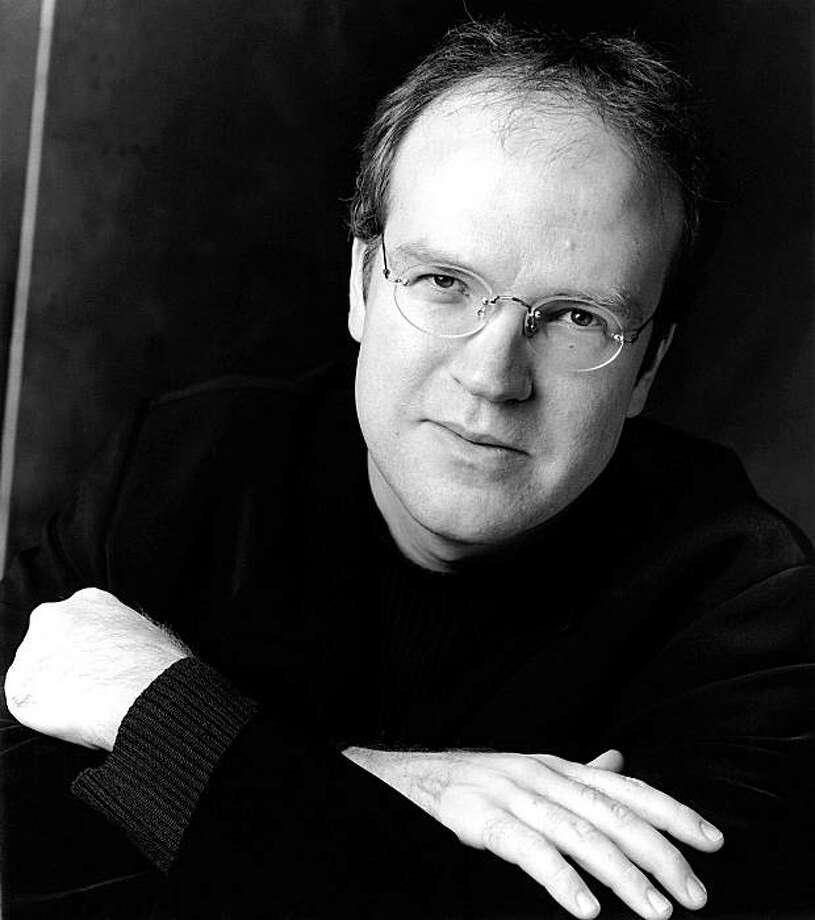 Conductor Bernard Labadie Photo: Courtesy SF Symphony