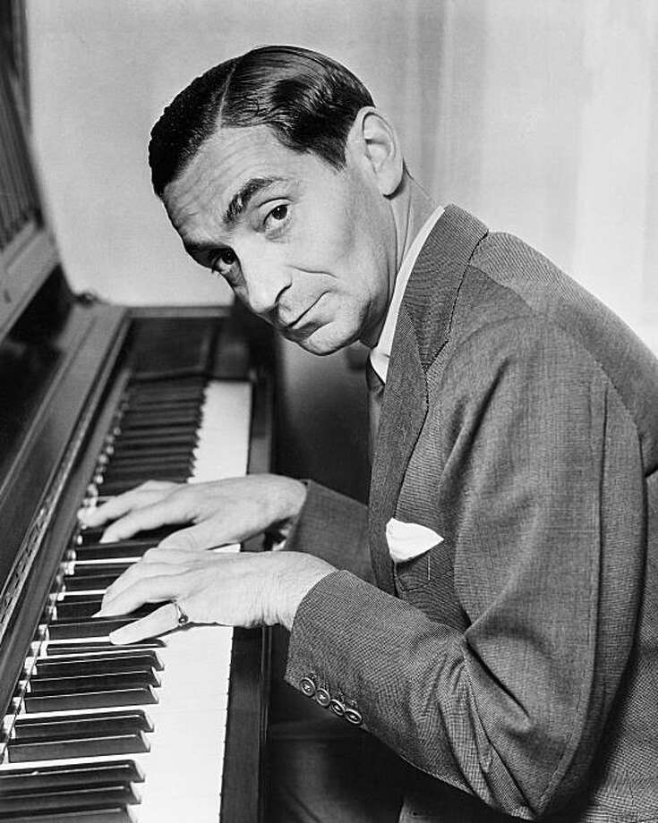 THE JEWISH AMERICANS This documentary tells the stories of Jews who have participated in major milestones and cultural phases of U.S. history, among them songwriter Irving Berlin, pictured here in 1937.  Credit: Corbis Photo: Corbis