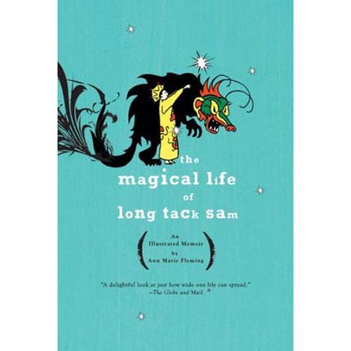 cover of The magical Life of Long Tack Sam