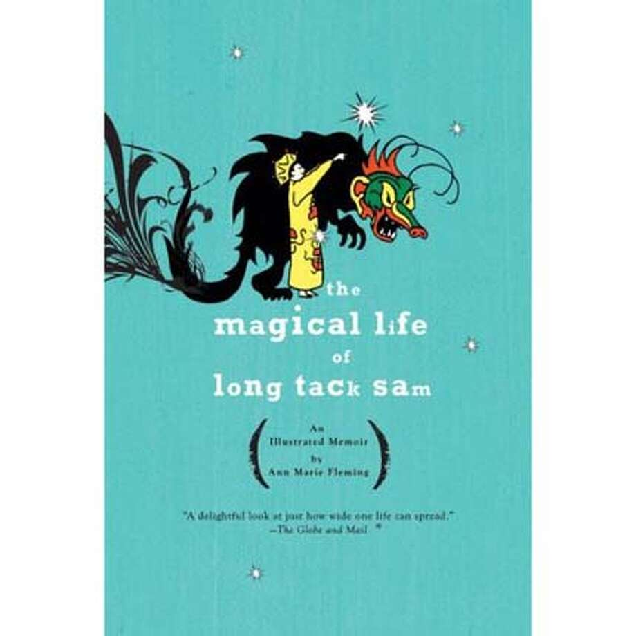 cover of The magical Life of Long Tack Sam Photo: Ho