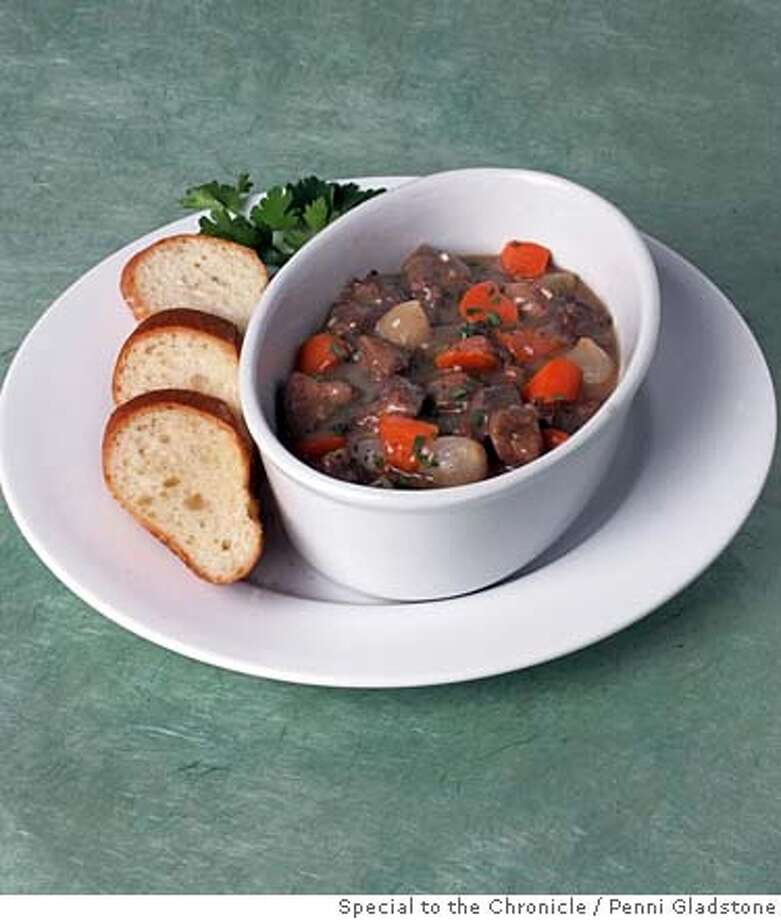 PAIRINGS04_010)PG.JPG  Pork Stew styled by Lynne Bennett  Wine pairing recipe to go with Napa Valley Zins Photo: Penni Gladstone