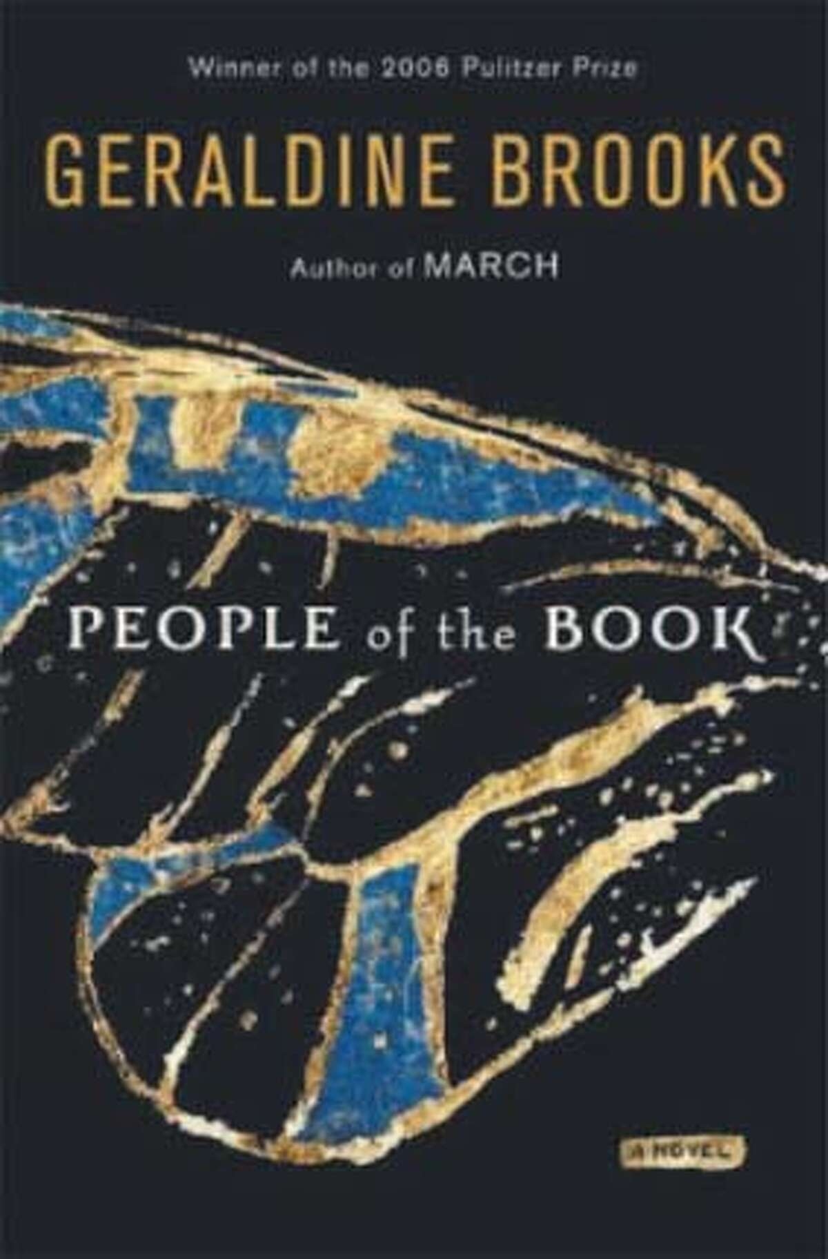 """""""People of the Book"""" by Geraldine Brooks"""