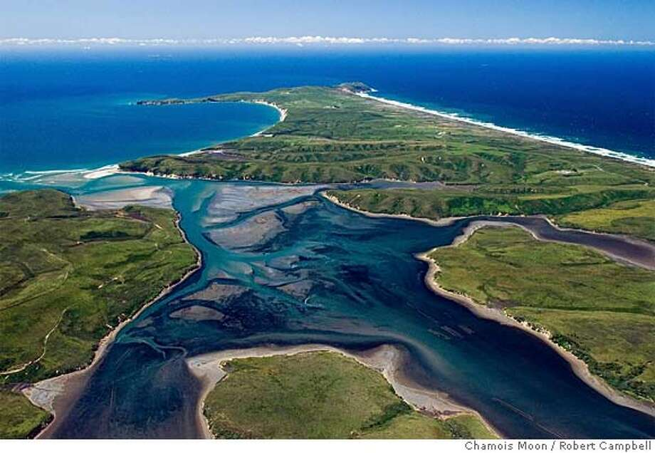 A file photo of Drakes Estero in Point Reyes National Seashore. Photo: Robert Campbell / Chamois Moon