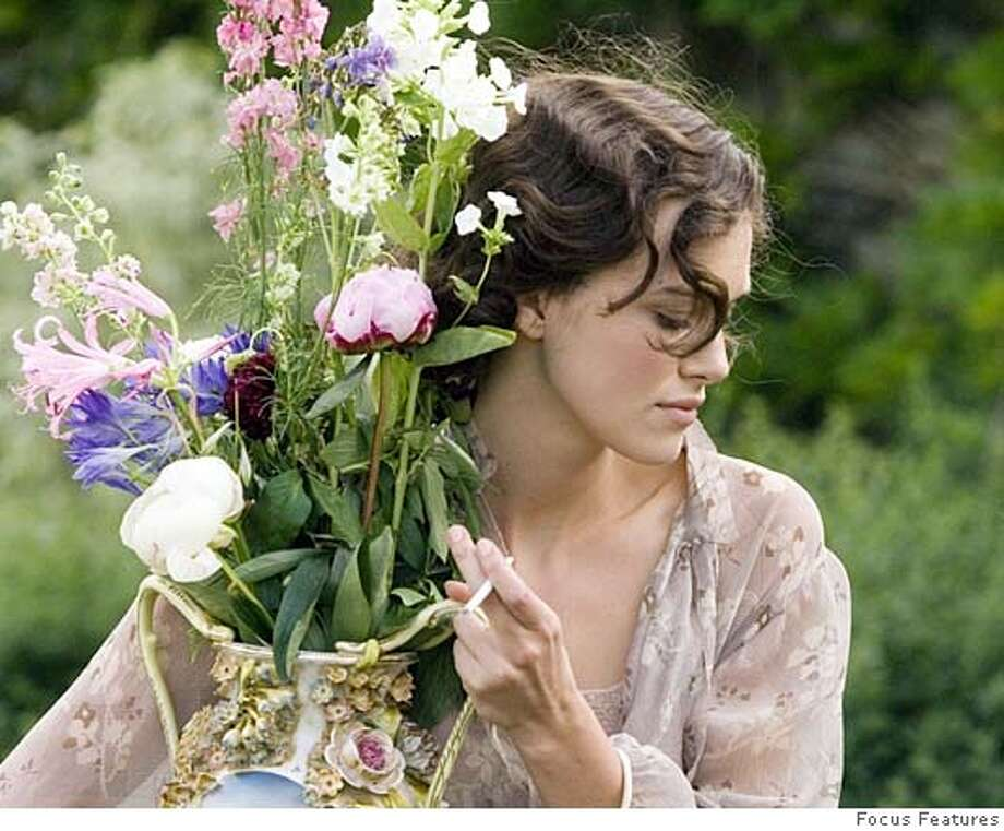 Keira Knightley in ATONEMENT  Focus Features  Ran on: 09-23-2007  Josh Brolin gives no ground in his performance in &quo;No Country for Old Men.&quo; Photo: Focus Features