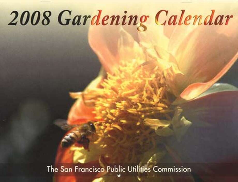 hotstuff26_2015.jpg 2008 SF PUC calendar MANDATORY CREDIT FOR PHOTOG AND SF CHRONICLE/NO SALES-MAGS OUT Photo: Handout