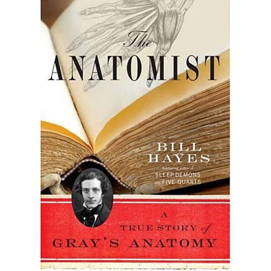 cover of The Anatomist Photo: Ho