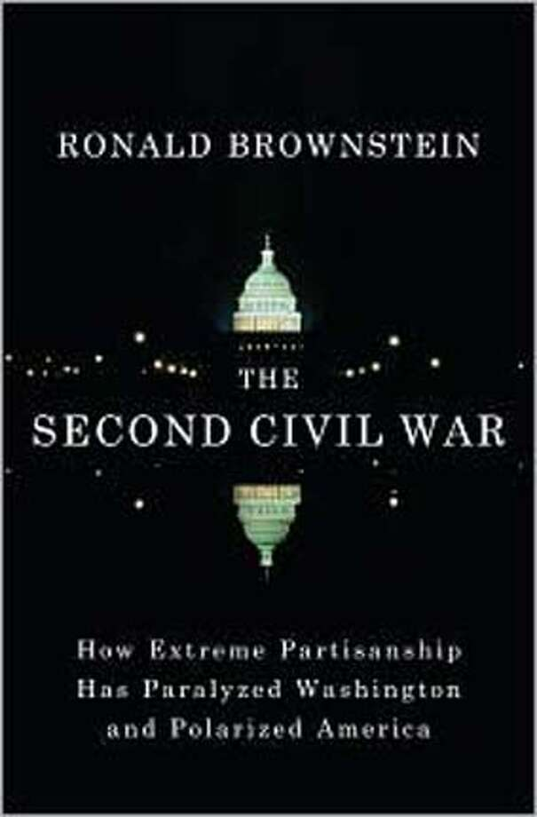 cover of The Second Civil War Photo: Ho