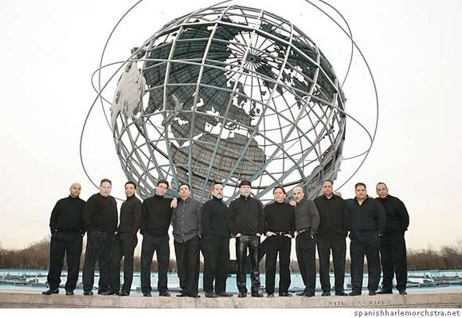 Spanish Harlem Orchestra Photo: Spanishharlemorchstra.net