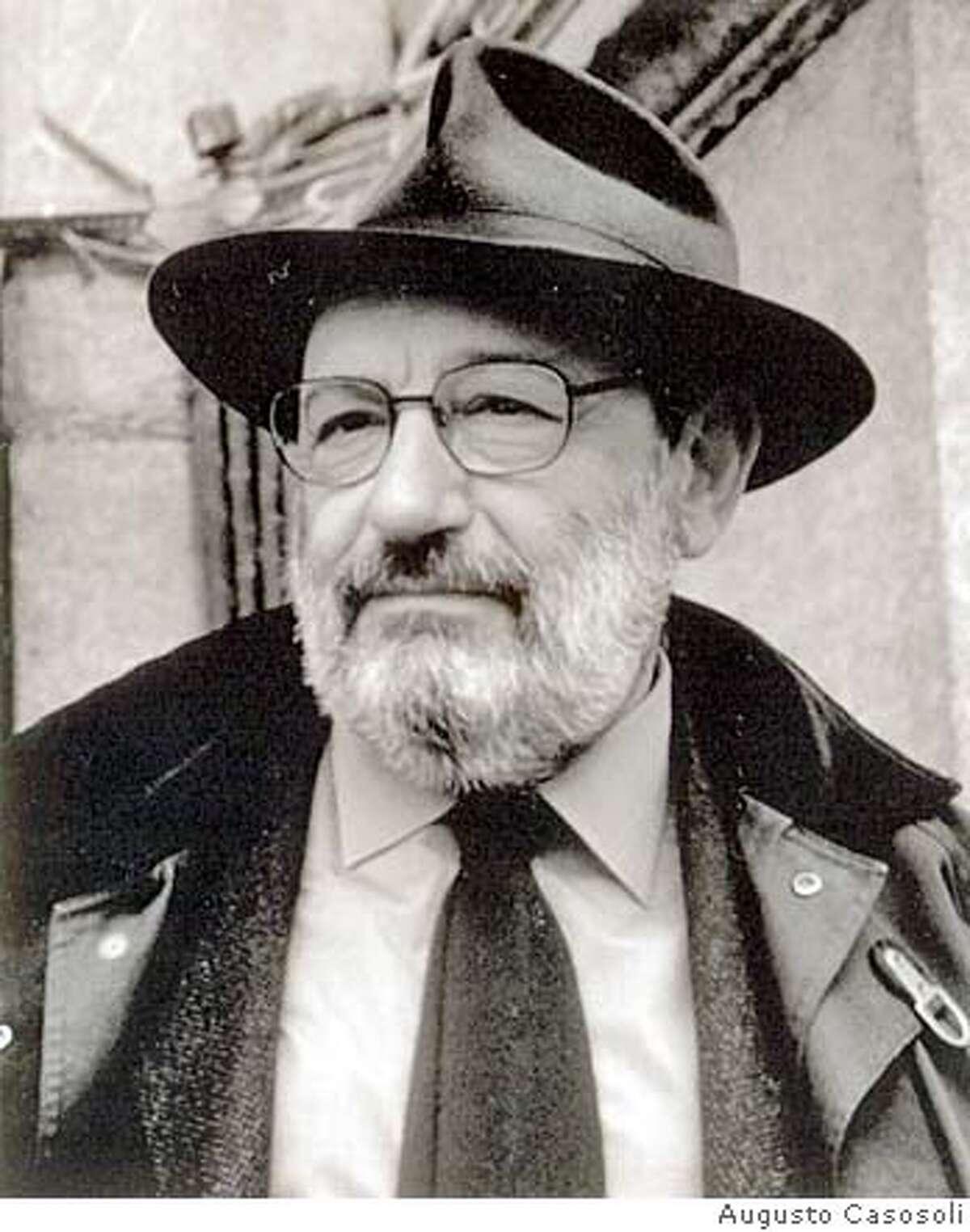 TURNING16.jpg Author Umberto Eco Handout/ Handout