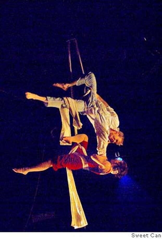 Beth Clarke and Matt White Photo: Sweet Can