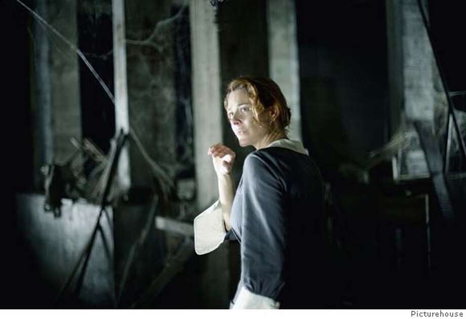 "This undated photo provided by Picturehouse shows Belen Rueda during a scene from ""The Orphanage."" (AP Photo/Picturehouse)  Ran on: 12-26-2007  Bel�n Rueda plays a mother whose son disappears in &quo;The Orphanage,&quo; submitted as a contender for the foreign language Oscar race. Photo: Ho"