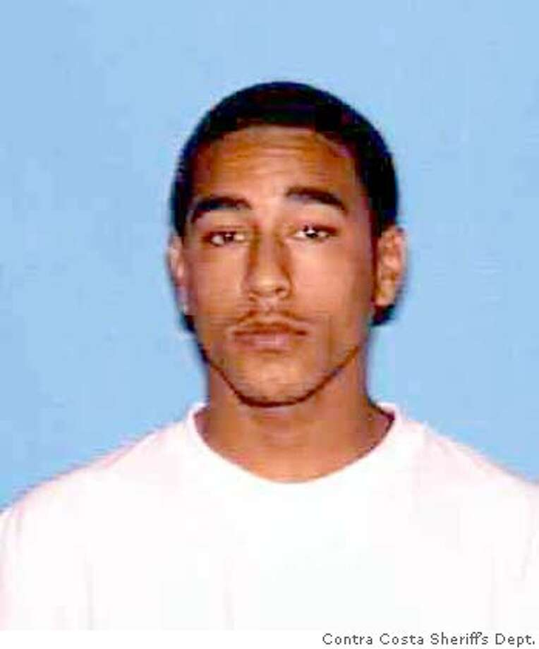 Photo of suspect Robert Hernandez in San Pablo Homicide. Photo: Contra Costa County Sheriff