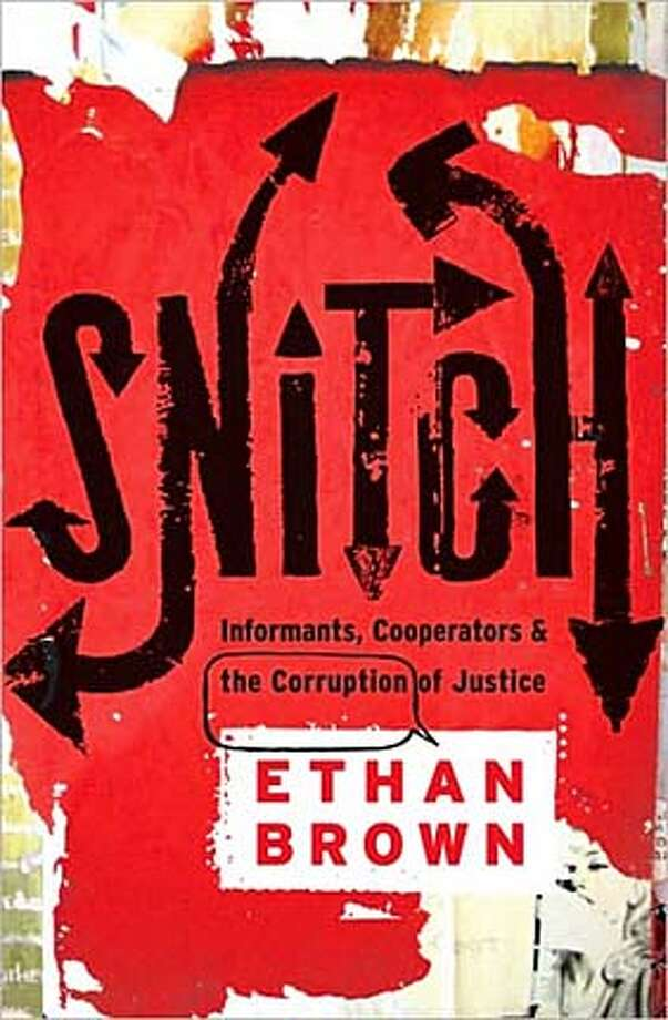 cover of Snitch Photo: Ho