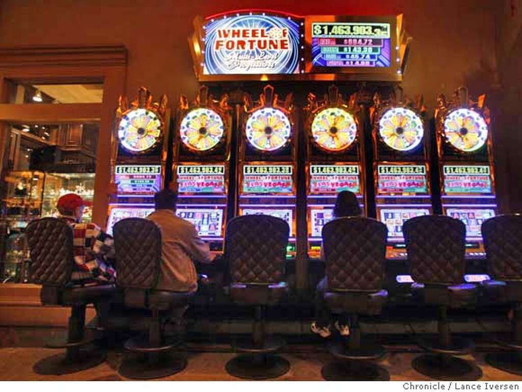 Slot machines bay area