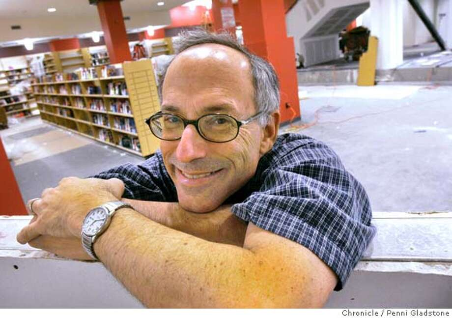 cody21_johnson_0003_PG.JPG Owner Andrew Ross. Cody's bookstore is preparing to open its newest location in San Francisco, marking a departure from Berkeley, where the independent chain is best known. The store, scheduled to open Sept. 29, will be situated among a sea of big-name retailers like the Virgin Megastore and Macy's. San Francisco Chronicle, Penni Gladstone  Photo taken on 9/20/05, in San Francisco, Ran on: 09-07-2006  Cody's owner Andy Ross revealed that the store is sold.  Ran on: 12-07-2007  Andrew Ross was all smiles when Cody's expanded to San Francisco. Now he's worn out from changes in the industry. Photo: Penni Gladstone