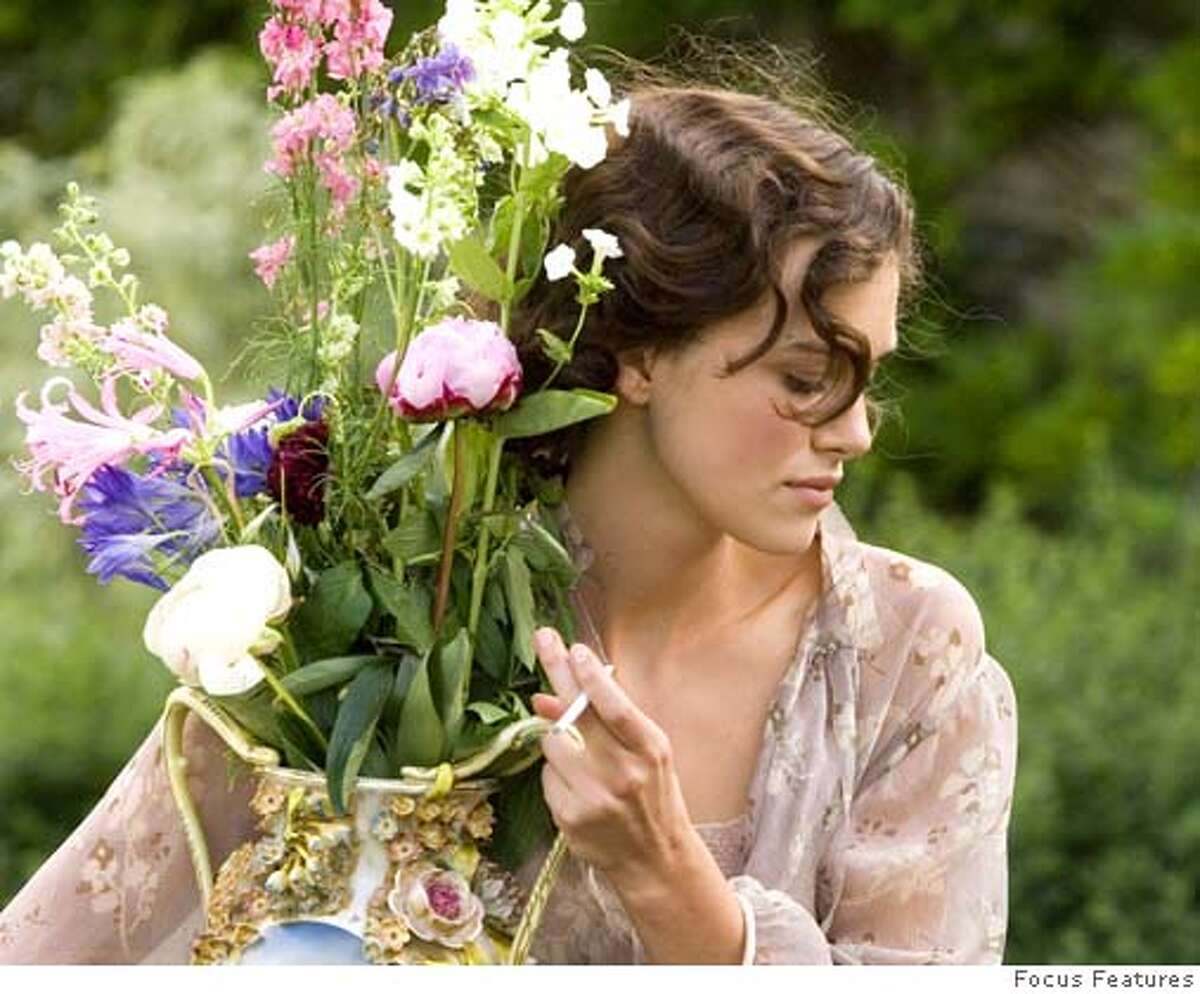 Keira Knightley in ATONEMENT Focus Features Ran on: 09-23-2007 Josh Brolin gives no ground in his performance in No Country for Old Men.