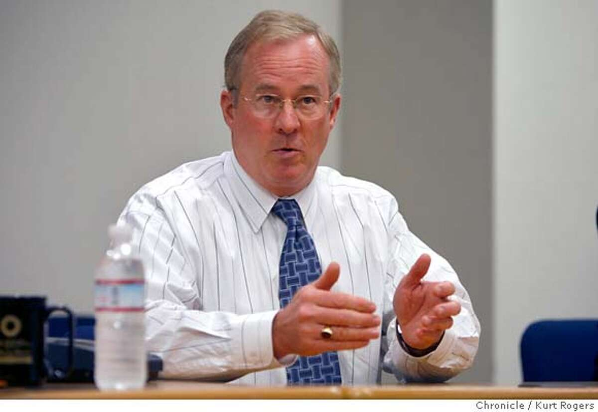 Peter Darbee,CEO of Pacific Gas and Electric co. for