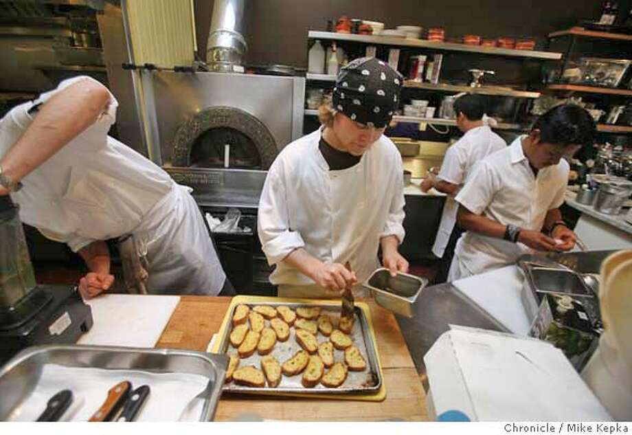 brian clevenger 22 a line cook at delfina says after 5 months of