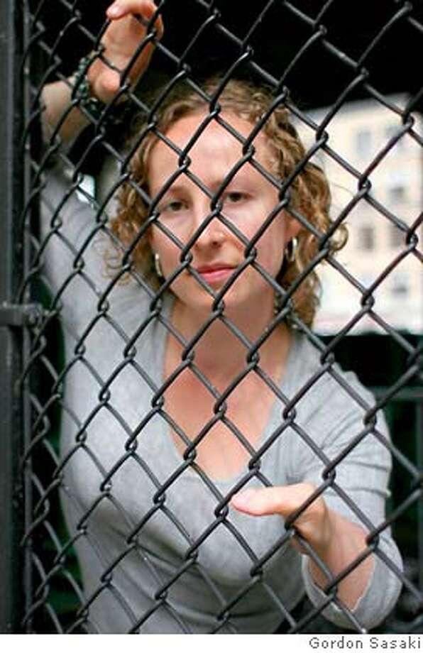 "Lezlie Frye, who will be performing in ""Sins Invalid"" Photo: Gordon Sasaki"