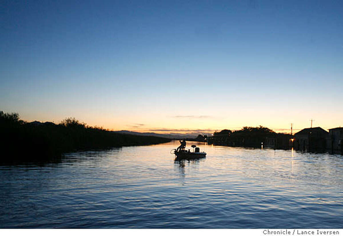 Federal law requires the state to update the Water Quality Control Plan for the San Francisco Bay-Delta estuary every three years and to enforce the standards it sets in these plans.
