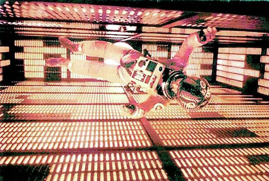 """A scene from """"2001: A Space Odyssey,"""" Stanley Kubrick's epic 1968 masterwork"""