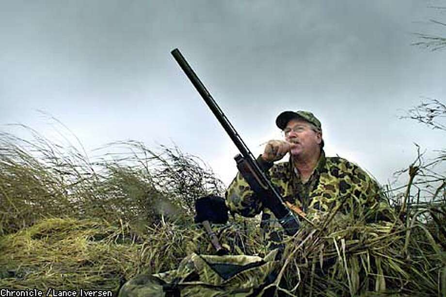 Ducks Unlimited Comes to Aid of Wildlife - SFGate