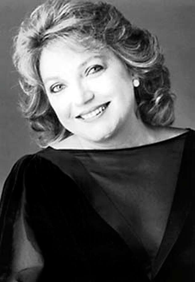 "Phyllis Bryn-Julson The soprano sang three roles in ""Marrying the Hangman."""