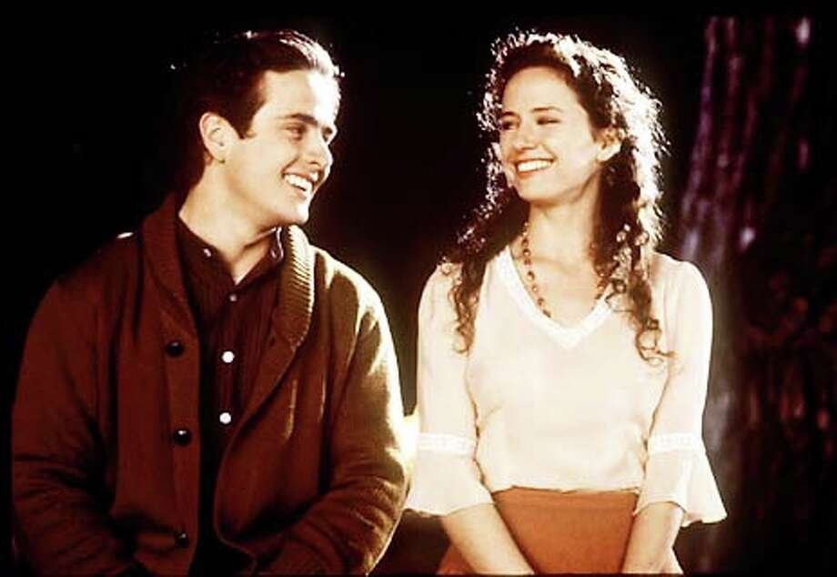"Jean Louisa Kelly and Joe McIntyre are young lovers in ""The Fantasticks,'' the film version of the long-running stage musical."