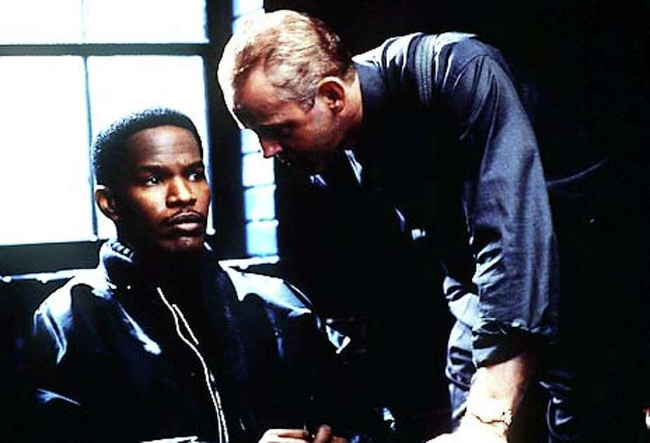 Jamie Foxx plays a petty hustler tracked by a government investigator (David Morse) in a scheme to capture a criminal mastermind.