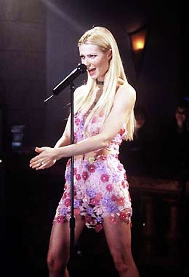 "Gwyneth Paltrow plays a Vegas lounge singer in ""Duets.''"