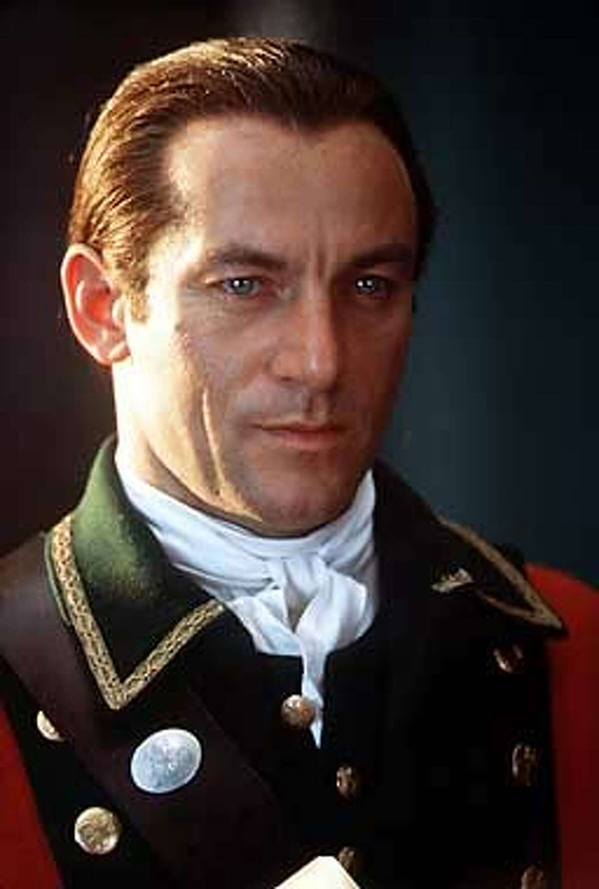 jason isaacs is the bad guy in