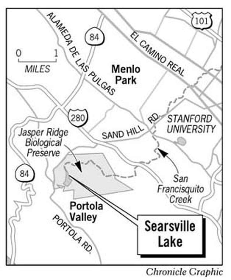 Silt Laden Lake Offers Opportunity Stanford May Destroy Dam To