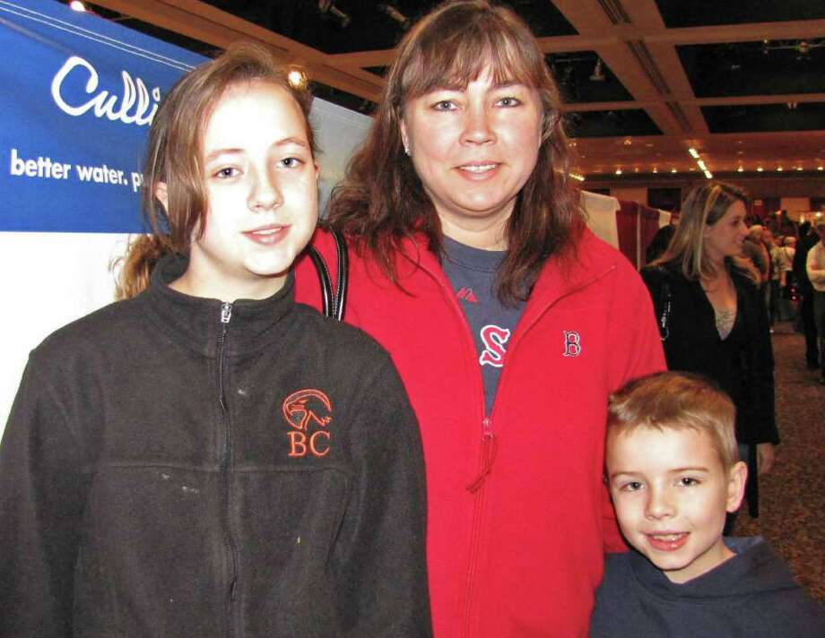 Were you seen at the Great Northeast Home Show at Empire State Plaza and Times Union Center on Saturday, Feb. 11, 2012? Photo: Phoebe Sheehan
