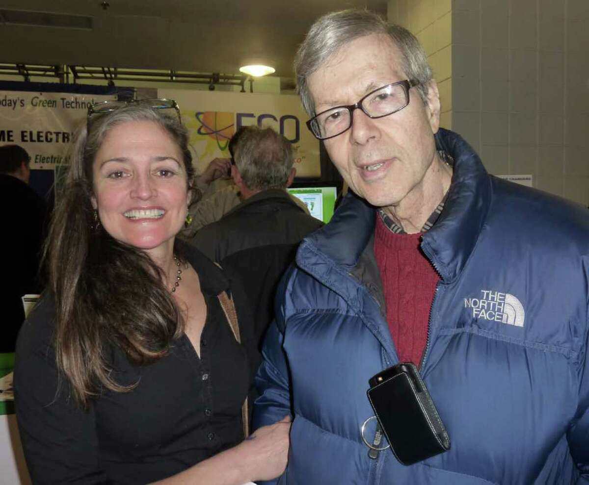 Were you seen at the Great Northeast Home Show at Empire State Plaza and Times Union Center on Saturday, Feb. 11, 2012?