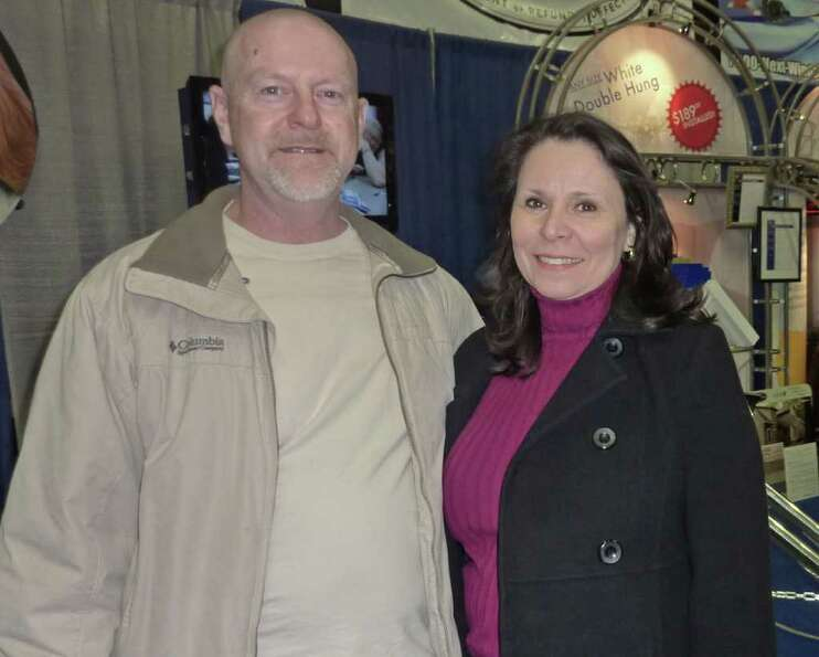 Were you seen at the Great Northeast Home Show at Empire State Plaza and Times Union Center on Satur