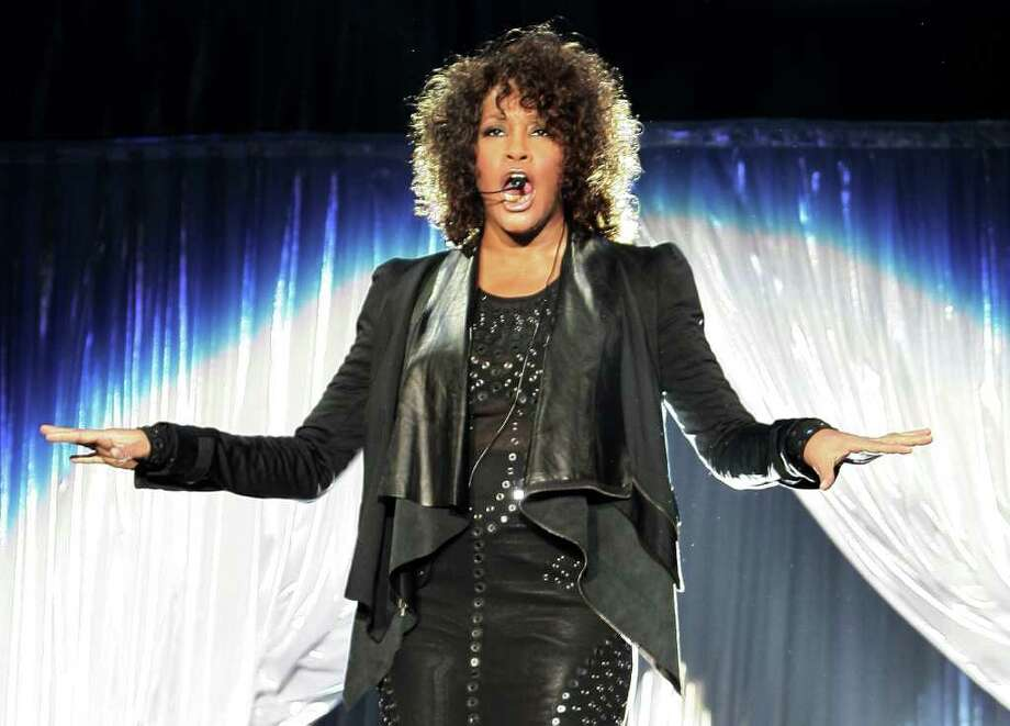 MILAN, ITALY - MAY 03:  Whitney Houston performs at Mediolanum Forum on May 3, 2010 in Milan, Italy.  (Photo by Vittorio Zunino Celotto/Getty Images) Photo: Vittorio Zunino Celotto, Getty Images / 2010 Getty Images