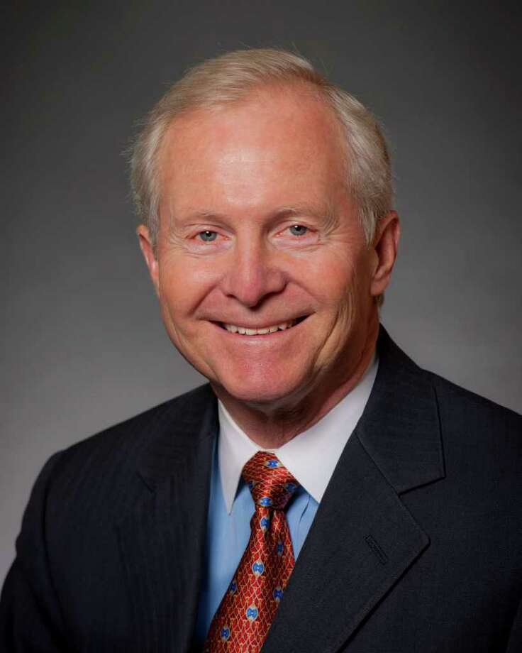 John Walker, Texas Tech regent, for Sunday Q&A. Photo: Artie Limmer / special to the Chronicle