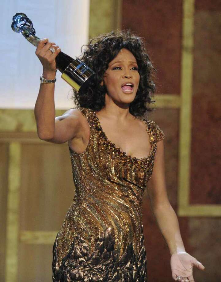 Whitney Houston died Saturday, Feb. 11, 2012. She was 48. Photo: Nick Wass, FRE / AP2010
