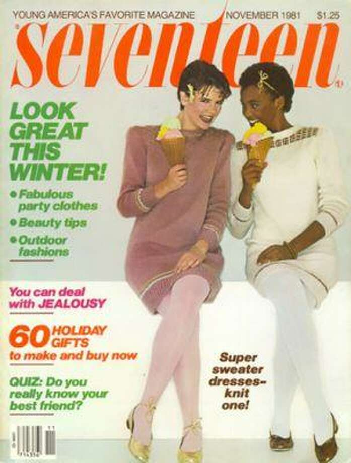 Whitney Houston's death is shocking. In addition to being one of the greatest voices of our time, she also was one of the first models of color I saw on the cover Seventeen magazine as young girl. Here's a look a some of her early fashion shots.