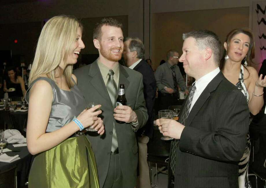 Were you SEEN at the 15th Annual Bartenders Ball on Saturday, Feb. 11, 2012, at the Saratoga Springs City Center? Proceeds from the event will benefit the Domestic Violence and Rape Crisis Services of Saratoga County (DVRC). Photo: Joe Putrock/Special To The Times Union