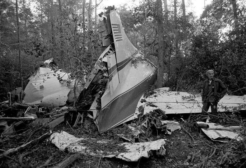 A 1977 Plane Crash Killed 3 Members Of The Lynyrd Skynyrd