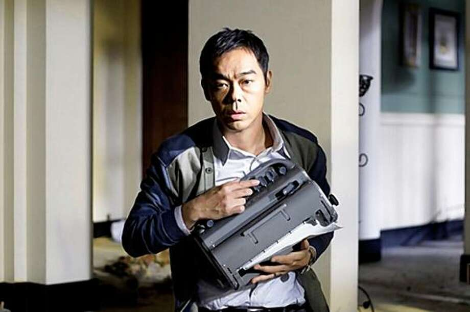 "Write On: Lau Ching-Wan plays a man who's dead in real life and alive in fiction, in Wai Ka-Fai's ""Written By."" Photo: Courtesy Of Milkyway Image"