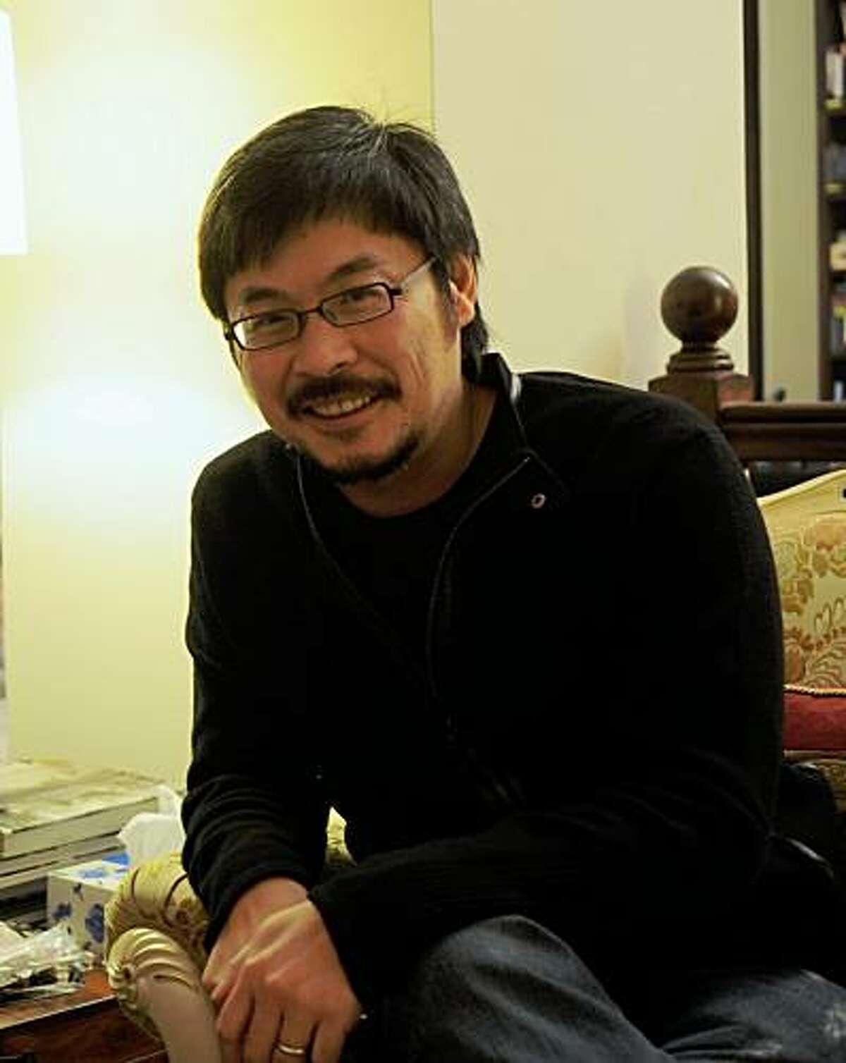 Screenwriter, producer and director extraordinaire Wai Ka-Fai.