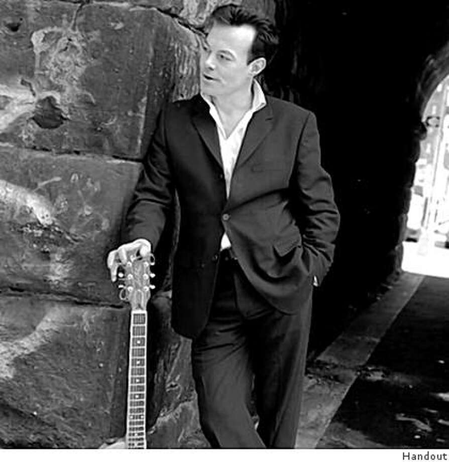 British guitar-playing soul singer James Hunter plays at Bimbo's 365 Club on Friday, July 11. Photo: Handout