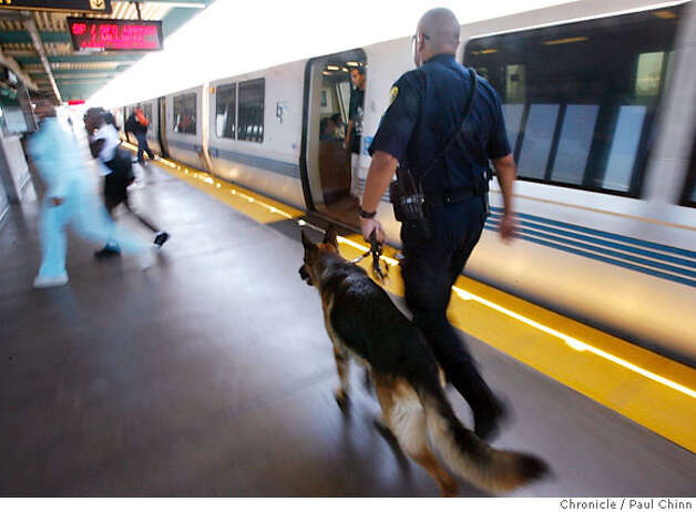 Bay Area transit, airports beef up security - SFGate