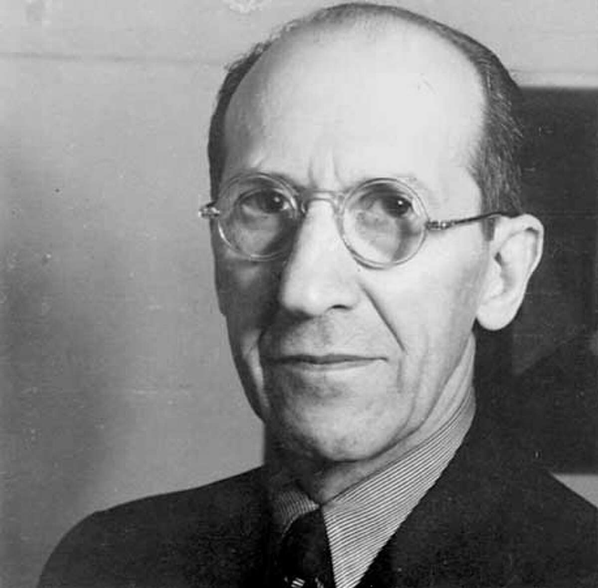 Piet Mondrian (1987-1944): The artist thought he could devise abstract compositions that would have a recognizable, if not objective, aesthetic primacy